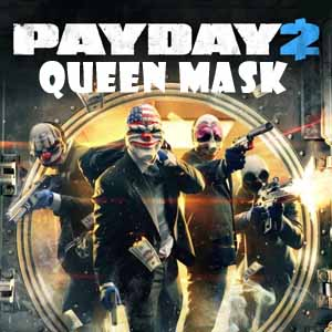 PAYDAY 2 E3 Queen Mask
