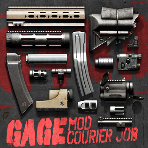 Buy PAYDAY 2 Gage Mod Courier CD Key Compare Prices