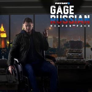 PAYDAY 2 Gage Russian Weapons Pack