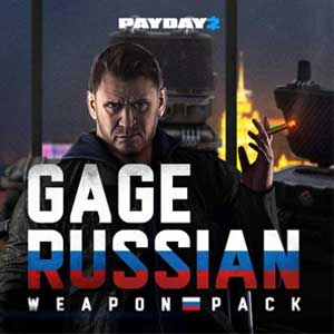 Buy PAYDAY 2 Gage Russian Weapon Pack CD Key Compare Prices