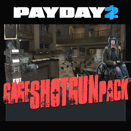 Buy PAYDAY 2 Gage Shotgun Pack CD Key Compare Prices