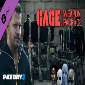 PAYDAY 2 Gage Weapon Pack 02