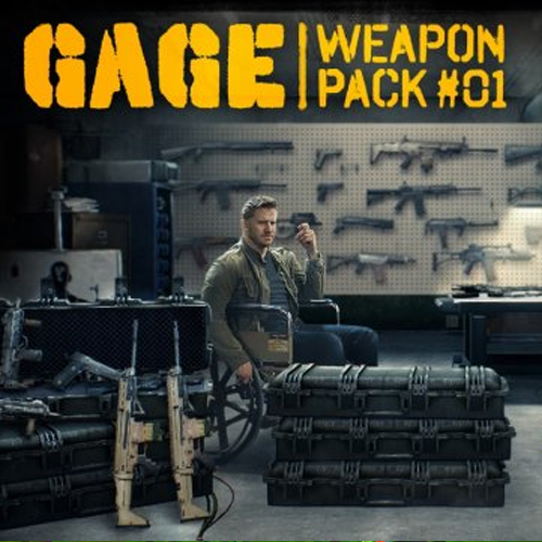 PAYDAY 2 Gage Weapon Pack