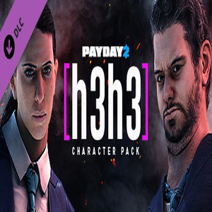 PAYDAY 2 h3h3 Character Pack