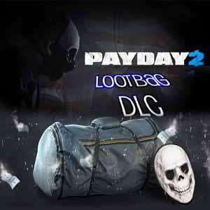 PAYDAY 2 Hardtime Lootbag