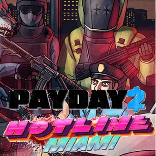 Buy PAYDAY 2 Hotline Miami CD Key Compare Prices
