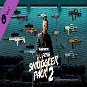 PAYDAY 2 Jiu Feng Smuggler Pack 2