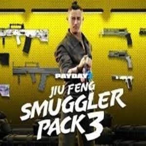PAYDAY 2 Jiu Feng Smuggler Pack 3