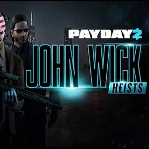 Buy PAYDAY 2 John Wick Heists CD Key Compare Prices