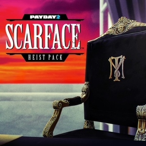 PAYDAY 2 Scarface Heist