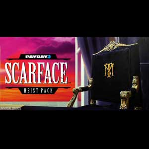 Buy PAYDAY 2 Scarface Heist Pack CD Key Compare Prices