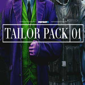 PAYDAY 2 Tailor Pack 1