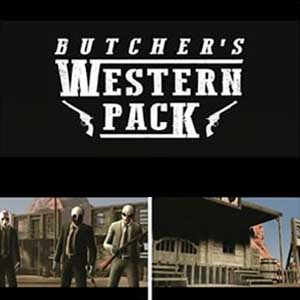 Buy PAYDAY 2 The Butchers Western Pack CD Key Compare Prices