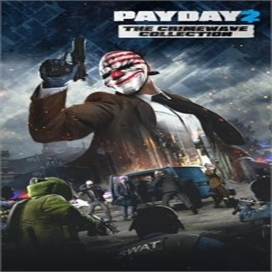 Payday 2 The Crimewave Collection