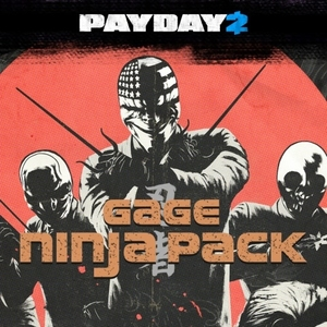 PAYDAY 2 The Gage Ninja Pack