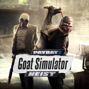 Buy PAYDAY 2 The Goat Simulator Heist CD Key Compare Prices