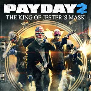 PAYDAY 2 The King of Jesters Mask