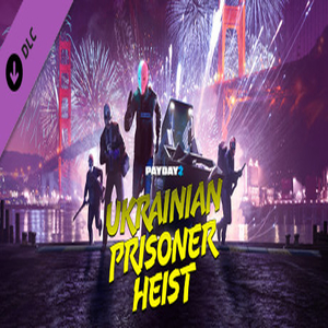 PAYDAY 2 The Ukrainian Prisoner Heist