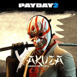 PAYDAY 2 The Yakuza Character Pack