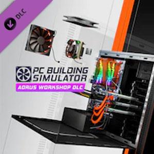 PC Building Simulator AORUS Workshop
