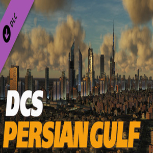 Persian Gulf Map for DCS World