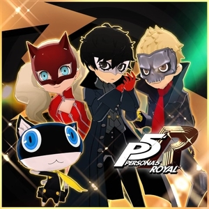 Persona 5 Royal Persona Q2 Costume and BGM Special Set