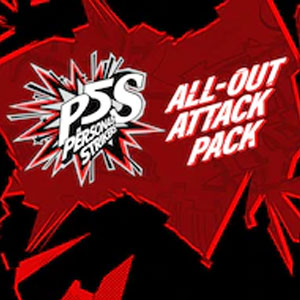 Persona 5 Strikers All-Out Attack Pack