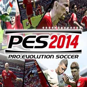 Buy PES 2014 PS3 Game Code Compare Prices
