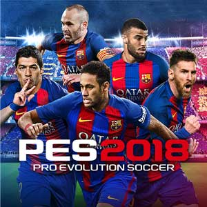 Buy PES 2018 PS4 Game Code Compare Prices