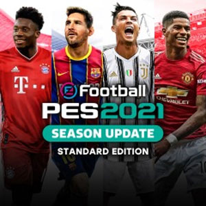 Buy PES 2021 Season Update PS5 Compare Prices