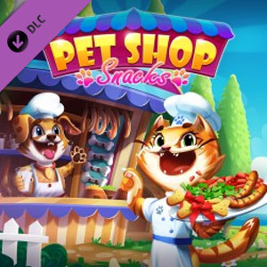 Pet Shop Snacks Expansion Pack 1