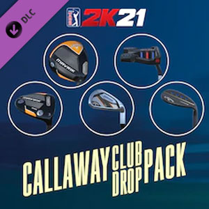 PGA TOUR 2K21 Callaway Club Drop Pack