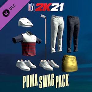 PGA TOUR 2K21 Puma Swag Pack