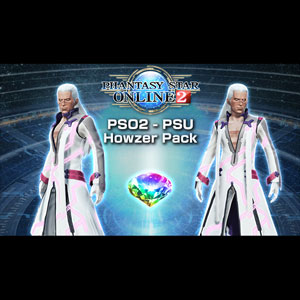 Phantasy Star Online 2 Howzer Pack