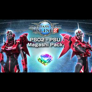 Phantasy Star Online 2 Magashi Pack