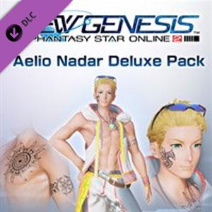 Buy Phantasy Star Online 2 New Genesis Aelio Nadar Deluxe Pack CD Key Compare Prices