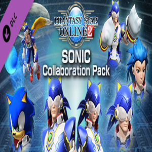 Phantasy Star Online 2 SONIC Collaboration Pack