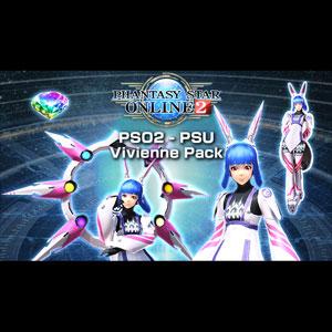 Phantasy Star Online 2 Vivienne Pack