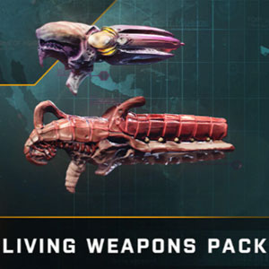 Phoenix Point Living Weapons Pack