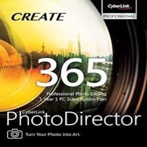 PhotoDirector 11  365  1 years