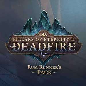 Pillars of Eternity 2 Deadfire Rum Runner's Pack