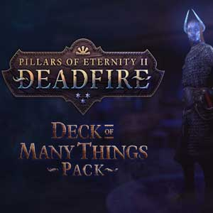 Pillars of Eternity 2 Deadfire The Deck of Many Things