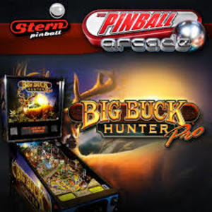 Pinball Arcade Big Buck Hunter Pro