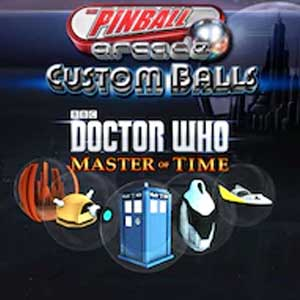 Pinball Arcade Doctor Who Ball Pack