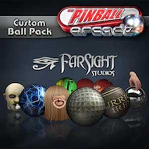 Pinball Arcade FarSight Ball Pack