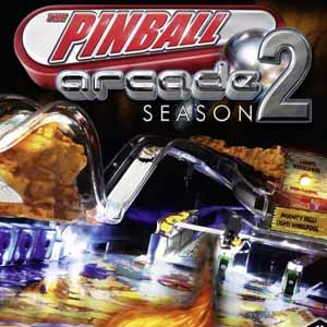 Buy Pinball Arcade Season 2 PS4 Game Code Compare Prices