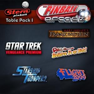 Pinball Arcade Stern Pack 1