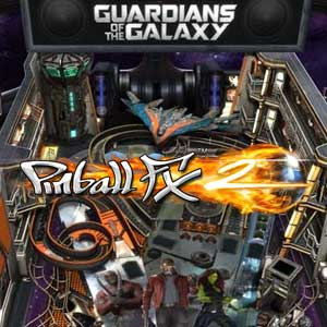 Pinball FX2 Guardians of the Galaxy Table