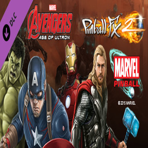 Pinball FX2 Marvels Avengers Age of Ultron