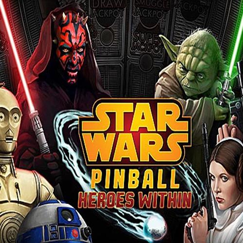 Pinball FX2 Star Wars Pinball Heroes Within Pack
